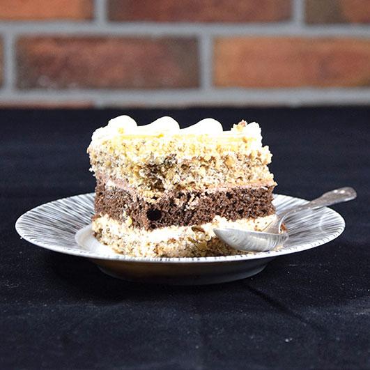 Orzechowo-czekoladowe